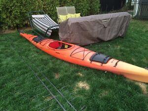 Kayak muktuk boréal design