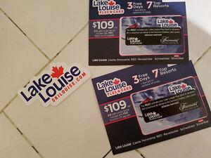 Lake Louise Plus Cards