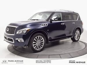 2016 INFINITI QX80 NAVI*CAMERA 360*BLIND SPOT*FULL LOAD*