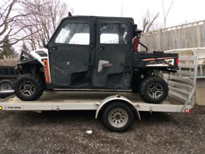 Polaris rims and tires for sale