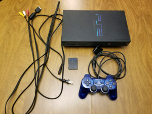 Ps2 Original model with box and Great games!