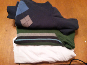 Mens small shirts (3)