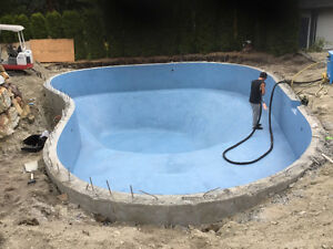 ecoFinish Pool Finishes. Commercial & Residential Pools & Steps