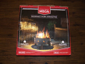Outland Firebowl Mega Portable Propane Fire Pit (NEW-in the box)