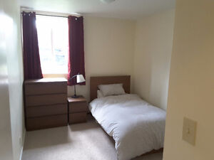 Single furnished room in two bedroom apartment - Banff