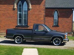 1992 Chevrolet C1500 Silverado