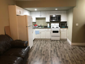 Brand New Home Shared Basement for Rent
