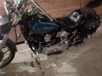 1991 HARLEY DAVIDSON SOFTAIL! FIRST BEST OFFER TAKES IT !!!