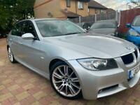 BMW 320 2.0 auto 2007 i M Sport LPG COVERTED NEW MOT CLEAN
