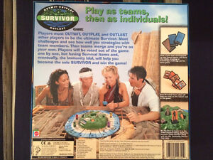 Survivor Board Game Oakville / Halton Region Toronto (GTA) image 2