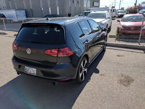 SPOTLESS West Coast Car! 2015 Volkswagen GTI Autobahn Hatchback