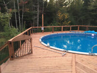 Custom Decks & Railing Styles