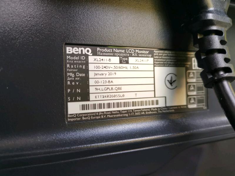 Benq 24 inch 144hz 1080p monitor | in Pentre, Rhondda Cynon Taf | Gumtree