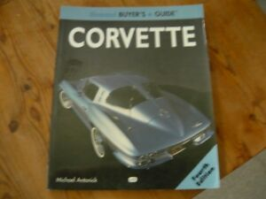 Corvette buyer`s  guide