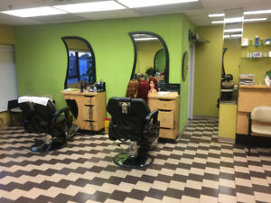 Barber & Hairstylist Chair For Rent