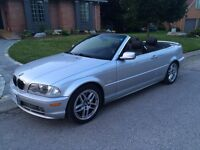 2001 BMW 3-Series Convertible immaculate