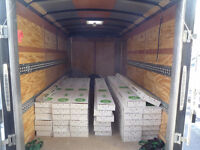 DELIVERIES CALL KEVIN 905-525-5931 DRY ENCLOSED TRAILER
