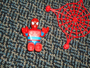 Mega Bloks Spiderman  Lap Table Desk-Medium Blocks_Spiderman&WEB Kingston Kingston Area image 5