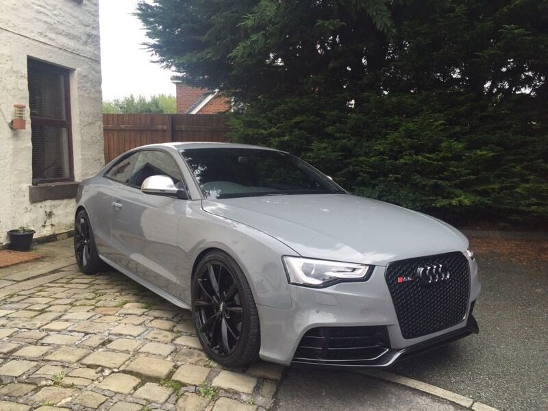 audi s5 rs5 replica in rossendale lancashire gumtree. Black Bedroom Furniture Sets. Home Design Ideas