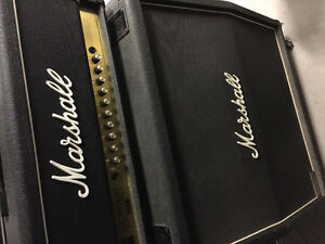 *NEW PRICE* 1994 Marshall JCM 900 Stack - 4x12 Cab