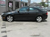 2010 FUSION  SPORT..LEATHER-SUNROOF-NAVIGATION ALL WHEEL DRIVE Windsor Region Ontario Preview