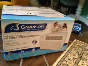 $200 OBO New Through-Walk Air Conditioner(AC) Unit 8000 BTU