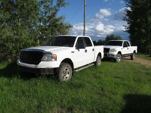 2004 4x4,s good runer +2005 for parts OBO Strathcona County Edmonton Area image 2