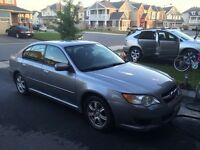 2009 Subaru Legacy All Wheel Drive (AWD)
