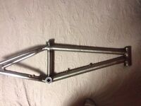 bmx frame need gone asap *reduced*