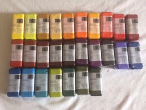 27* R&F handmade Encaustic Paints 104ml