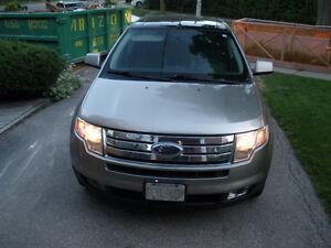 2008 Ford Edge Limited Sedan