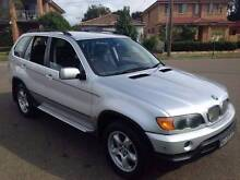 LOW KM - V8 4.4i - 2003 BMW X5 Wagon - Great Condition Lidcombe Auburn Area Preview