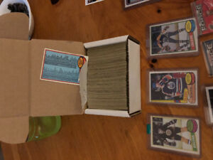 1980-81 Opc Hockey cards Near Set
