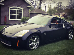 2003 Nissan 350Z Coupe Coupe (2 door)