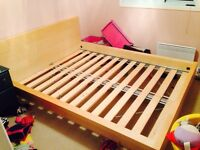 Ikea Malm Bed Frame Queen Size