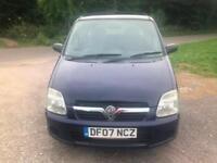 Vauxhall/Opel Agila 1.0i 12v 2007MY Expression