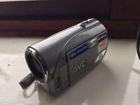 Jvc everio video camers