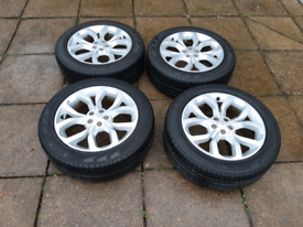 Discovery Sport Alloys and Tyres