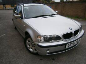 BMW 318 318i SE TOURING (silver) 2002