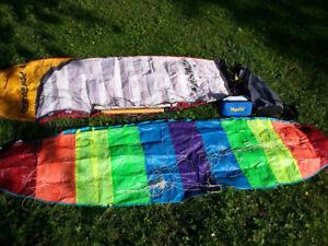 2 Complete Stunt/Sport Kites, only $100!