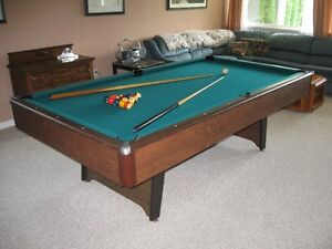 5 x 8 pool table