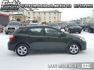 2013 Toyota Matrix 4DR WGN FWD AT   - Low Mileage