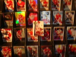 25 Different CHRIS OSGOOD Hockey Cards