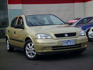 2005 Holden Astra CLASSIC Hatch***MANUAL***$4,500 DRIVE AWAY*** Footscray Maribyrnong Area Preview