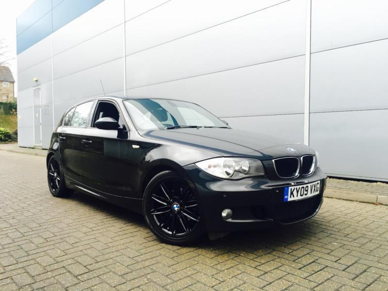 bmw 1 series manual or automatic