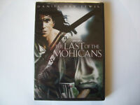 The Last of the Mohicans (1992) on DVD