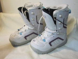 "Women's Snowboard Boots Size 5, 6 & 6½  ""NEW"" (Three Pairs)"