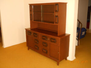 Buffet & Hutch for sale