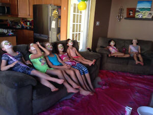In Home Birthday Spa Party London Ontario image 6