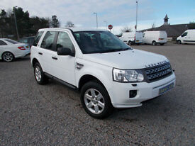2012 Land Rover Freelander 2 2.2Td4 auto GS